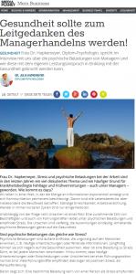 Media Planet_Interview Julia Hapkemeyer_EO Institut
