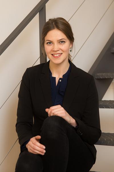 Laura Buchinger EO Institut - Team