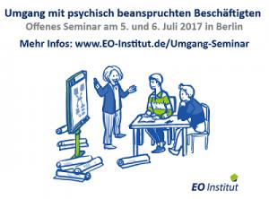 Seminar im EO Institut