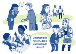 Diversity Management – Unterschiede nutzen, denn Unterschiede nützen