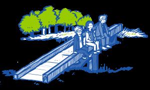 Brücke 300x181 - Resilienz - Die eigenen Ressourcen stärken und managen