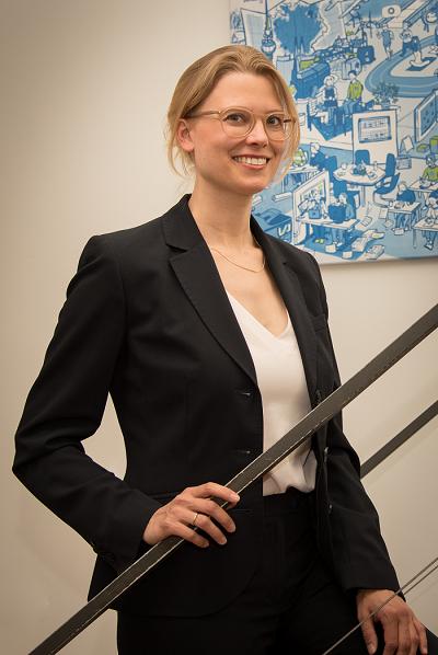 Julia Hapkemeyer EO Institut - Team