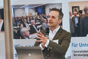 Internationalisierung von KMU – Vortrag von Alexander Tirpitz auf der Frühjahrstagung des Bundesverbands freier Berater e.V.
