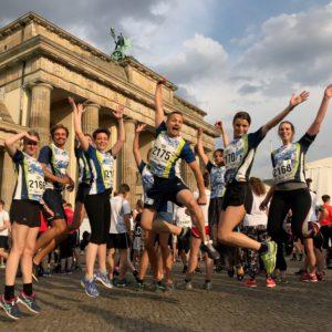 Berliner Firmenlauf 2018: EO Institut wieder dabei!