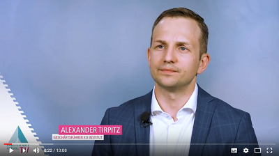 Arbeitsschutz Aktuelle TV Alexander Tirpitz - Arbeitsschutz Aktuell TV - Interview mit Alexander Tirpitz