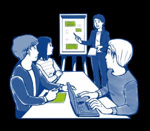 Workshop ohnePfeile 300x263 - Change Management